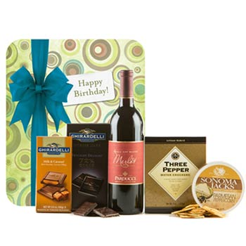 Corporate Wine Gift Box