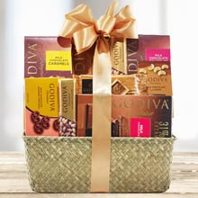 Godiva® Chocolate Gift Basket for Business