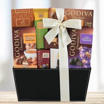 Godiva® Gourmet Gift Basket