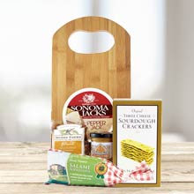 Gourmet Cutting Board Gift
