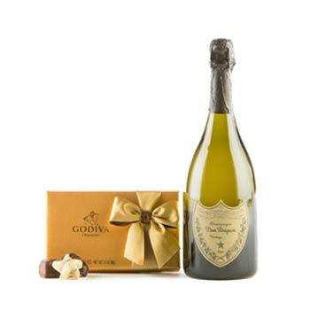 Dom Perignon and Godiva® Gift Set