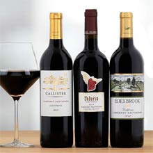 Cabernet Wine Selection