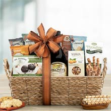 Maloneys Irish Cream Basket