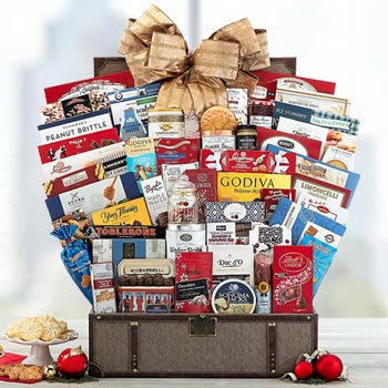 Office Appreciation Gift Basket