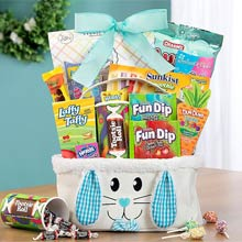 Merry Christmas Ghirardelli Chocolate Basket