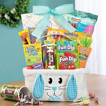 Merry Christmas Ghirardelli Chocolate Basket