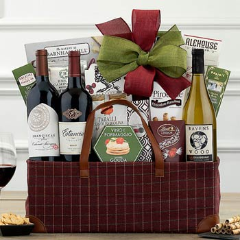 Holiday Gift Sleigh