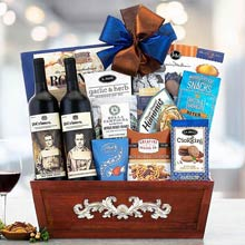 19 Crimes Wine Gift Basket