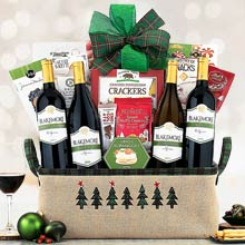 Executive Thank You Basket
