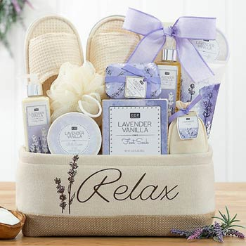 Relaxation Spa Basket