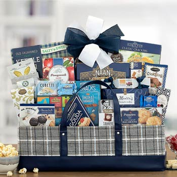 Executive Gourmet Gift Basket