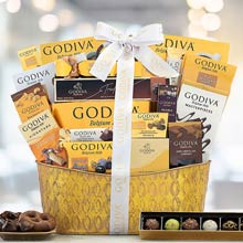 Executive Sweets Gift Basket