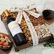 Nut and Wine Basket