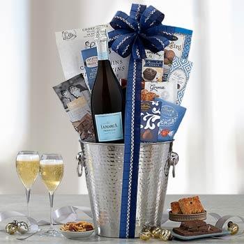 All Occasion Sparkling Wine Basket