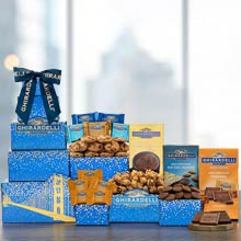 Ghirardelli Chocolate Collection Tower