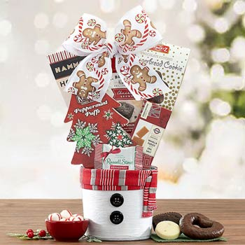 Christmas Holiday Basket