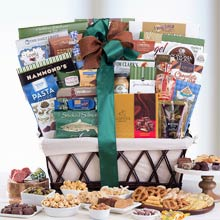 Gourmet Gift Basket for Business