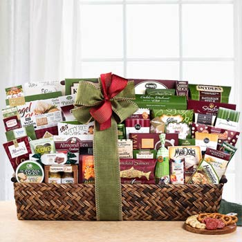 Corporate Holiday Basket