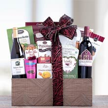 Executive Selection Wine Gift Basket