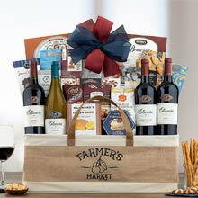 All Occasion Wine Gift Basket