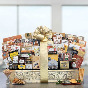 Corporate VIP Gift Basket