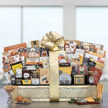 Corporate VIP Gift Basket