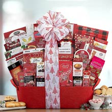 Corporate Snack Gift Basket