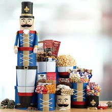 Holiday Snack Tower
