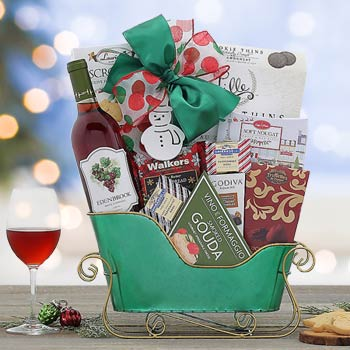 Christmas Gift Sleigh