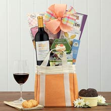 Summertime Gourmet Gift Tote