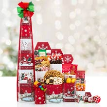 Elegant Snack Gift Tower