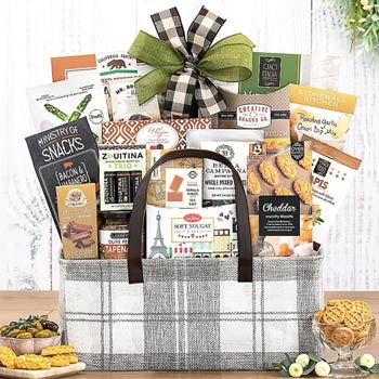 Business Appreciation Gift Basket