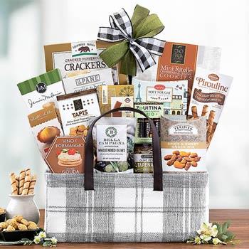 Business Appreciation Gift Basket