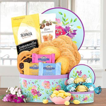 Floral Sweets Gift Box