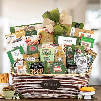 Corporate Party Snack Basket