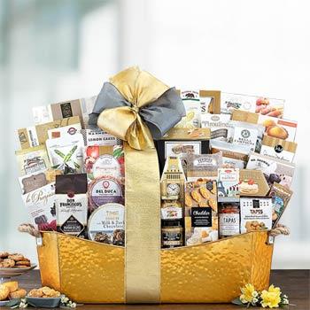 Company Gourmet Basket