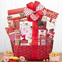 Valentines Day Corporate Gift Basket
