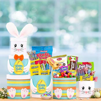 Happy Easter Tower