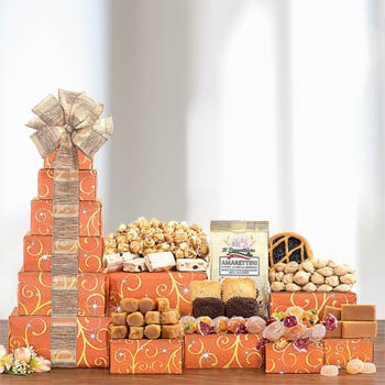 Business Snack Gift Tower