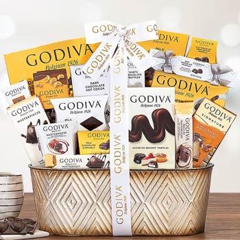 Godiva® Chocolate Basket