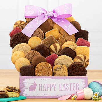 Easter Cookies & Brownies Gift Box