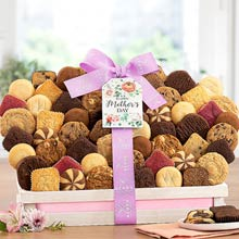 Mothers Day Cookies and Brownies Gift