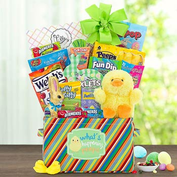 Easter Delight Gift Basket