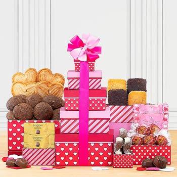 Romantic Gift Tower
