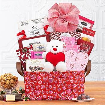 Valentines Day Teddy Bear Gift