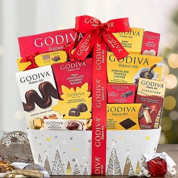 Godiva Basket