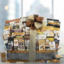 Colossal Holiday Gift Basket