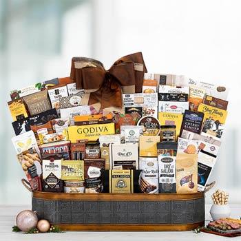 Colossal Holiday Gift Basket