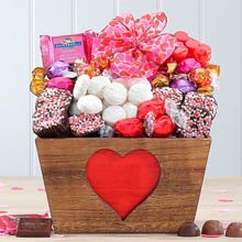 Sweetheart Valentine's Day Gift Box