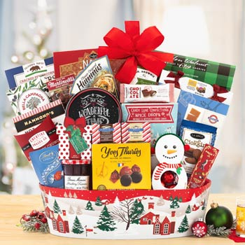 Holiday Cheer Basket